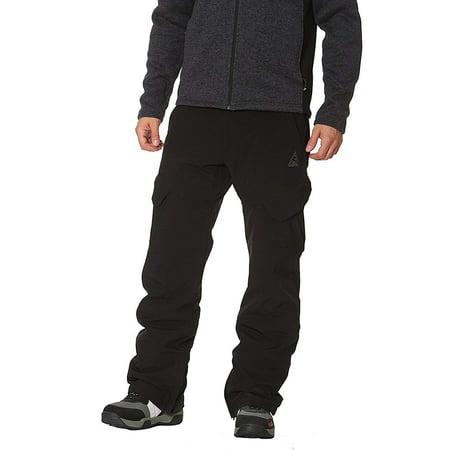 Gerry Men 4-Way Stretch Water Resistant Fleece Lined Cargo Snow