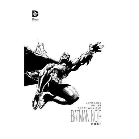 Batman Noir: Hush by