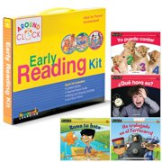 Newmark Learning NL2008 Spanish A-C Reading Levels Family Involvement Kit