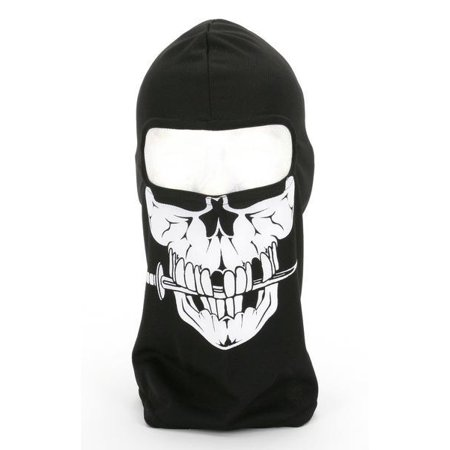 Schampa BLCLV008-D Stretch Full-Face Mask