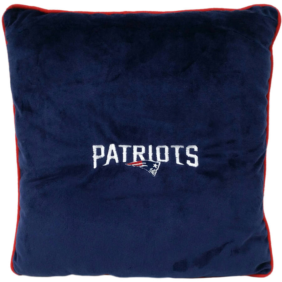 Pets First NFL New England Patriots Pet Pillow