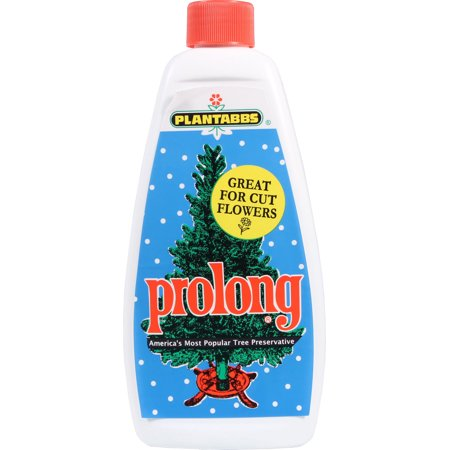 PROLONG CHRISTMAS TREE PRESERVATIVE - Walmart.com