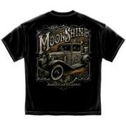 Cotton Moon Shine Truck T-Shirt