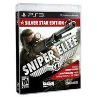 Sniper Elite V2 - Silver Star, 505 Games, PlayStation 3, 812872014258