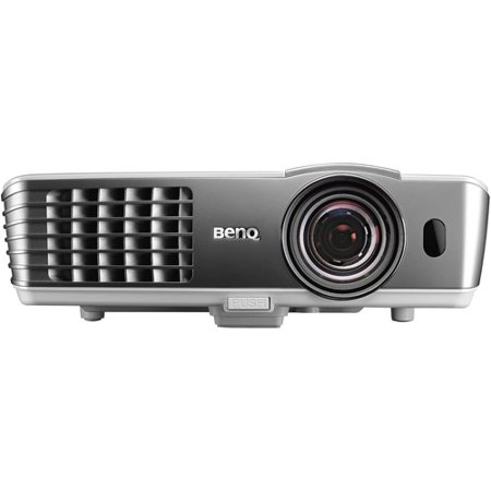 BenQ W1080ST 1080p 3D Short Throw DLP Home Theater Projector (White)