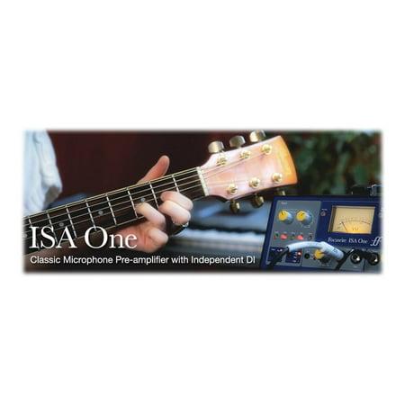 - Focusrite ISA One Microphone Preamplifier - ISA1 Preamp NFOC032