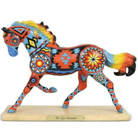 Painted Ponies Figurine (Trail of Painted Ponies The Eye Dazzler Pony Figurine #6001101 )