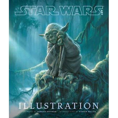 (Star Wars Art: Illustration (Star Wars Art Series))