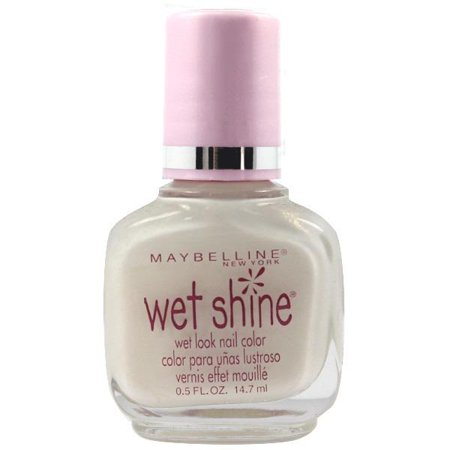 Maybelline® New York Maybelline Wet Shine Wet Look Nail Color, 0.5 oz