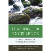 Leading for Excellence - eBook
