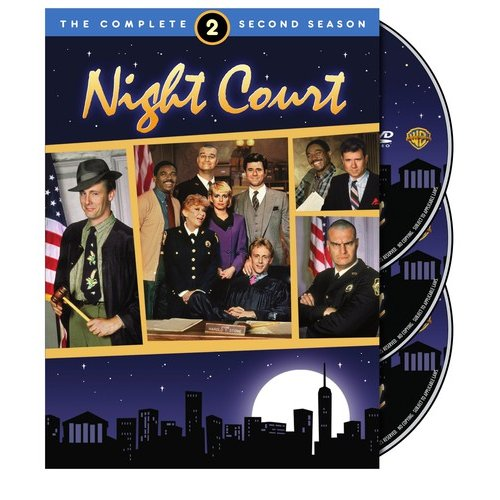 Night Court: The Complete Second Season (Full Frame)