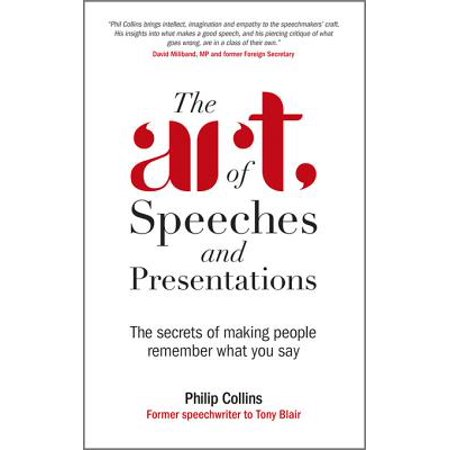 The Art of Speeches and Presentations - eBook (Art Presentation Book)