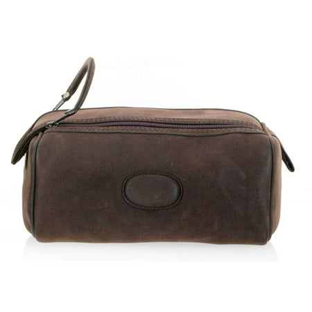 All About Men Montana Triple Pocket Dopp Kit