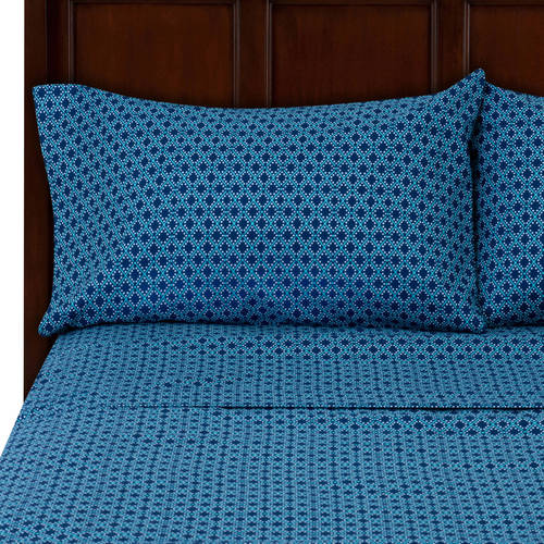 Mainstays Microfiber Bedding Sheet Collection