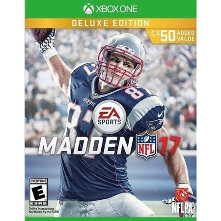 Madden Nfl 17 Deluxe  Xbox One