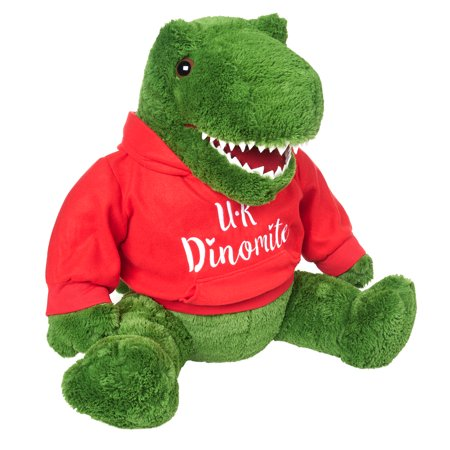 Way To Celebrate Valentine's Day Plush, Hoodie Dino