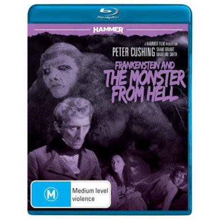 Hammer Horror-Frankenstein & the Monster from Hell