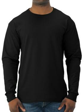 73ce9be7 Product Image Big Men's Dri-Power Long Sleeve Crewneck T Shirt