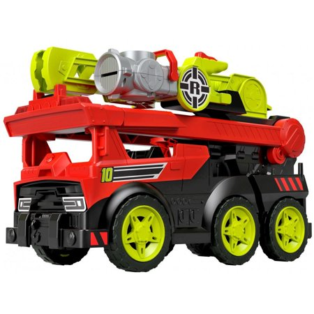 Rescue Heroes Transforming Fire Truck with Lights & Sounds Now $29.82 (Was $49.97)