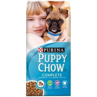 """Purina """"Puppy Chow"""" Complete Pup Food by"""