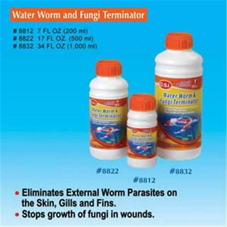 Imperial Garden Products 451 08822 Imperial Garden Products Osi Water Worm And Fungi Terminator 17Oz