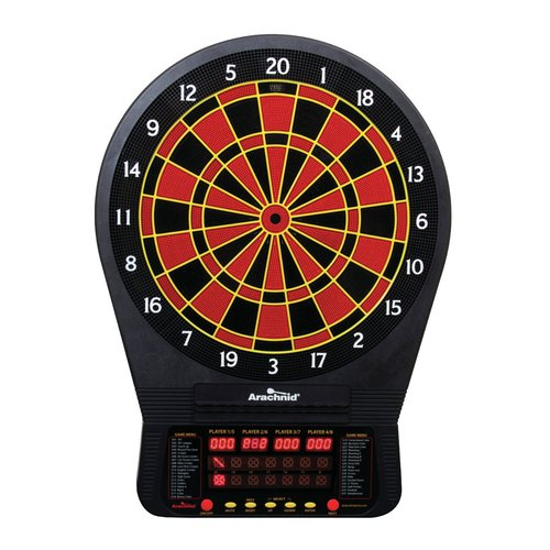 Arachnid Cricket Pro 670 Talking Electronic Dartboard Game by Escalade Sports