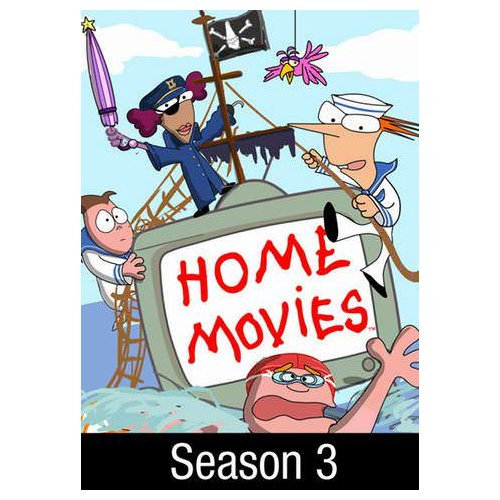 Home Movies: Season 3 (2002)
