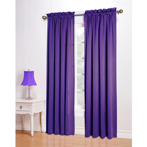 Kylee Room-Darkening Energy-Efficient Curtain Panel