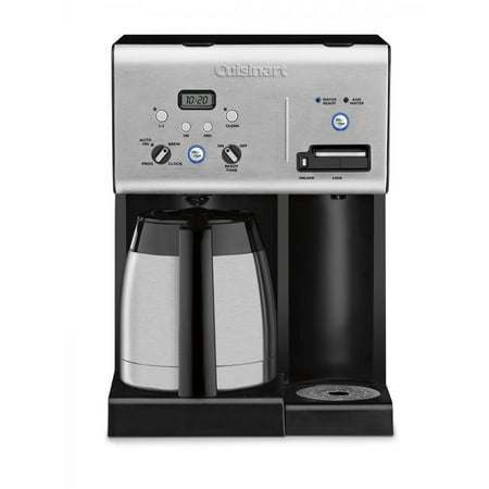 Cuisinart 10-Cup Coffeemaker with Hot Water On Demand System ()
