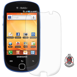 Premium Matte Anti Glare Screen Protector Scratch Guard for Samsung Gravity SMART SGH-T589