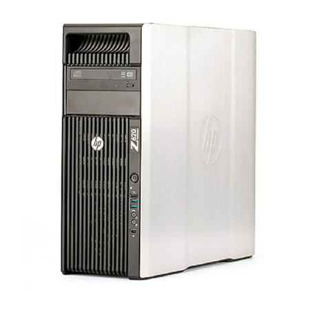 Refurbished HP Z620 Workstation E5-2660 Eight Core 2.2Ghz 32GB 256GB SSD K2000 Win 10 Pre-Install