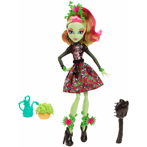 Monster High Gloom and Bloom Venus Doll