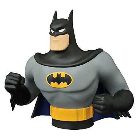 DIAMOND SELECT TOYS Batman: The Animated Series: Vinyl Bust Bank Toy - image 1 of 1