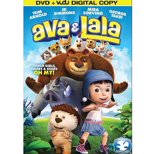 Ava & Lala (DVD + VUDU Digital Copy) (Walmart Exclusive) (With INSTAWATCH) (Widescreen)