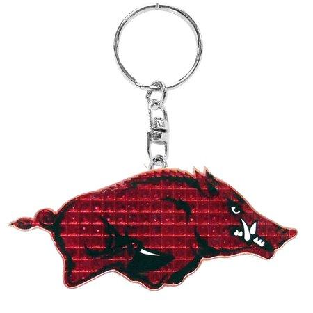 Arkansas Razorbacks Shanghi Diamond Keychain - No Size