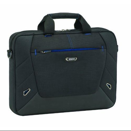 "Solo Carrying Case (Briefcase) for 16"" Notebook"