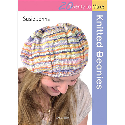 Search Press Books Knitted Beanies (20 To Make)