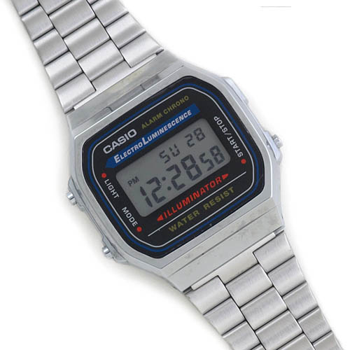 Casio Men's Electro Luminescence Digital Bracelet Watch