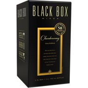 Black Box Chardonnay Wine, 3 L