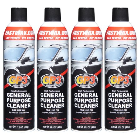 gp3 high performance general purpose cleaner by fw1 fast wax 4 pack