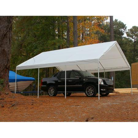 King Canopy Hercules Canopy Carport - 18 x 20 ft