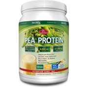 Olympian Labs Vanilla Pea Protein Dietary Supplement, 17.4 oz