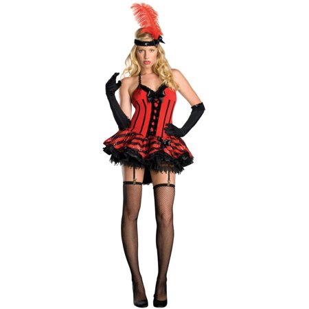 Costume Cabaret (Adult Woman Deluxe  Cabaret Performer)