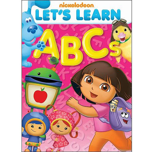 Nickelodeon: Let's Learn - ABCs (Full Frame)
