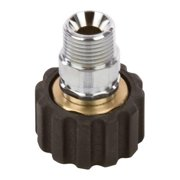 Forney 75109 M22F x 0.37 in. Male Screw Coupling