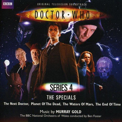 Doctor Who Series 4: Specials - O.S.T.