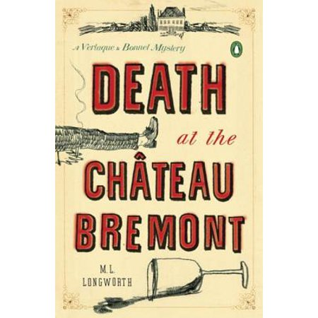 Death at the Chateau Bremont -