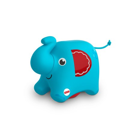Fisher-Price Roller Elephant with Sounds & Sensory Play