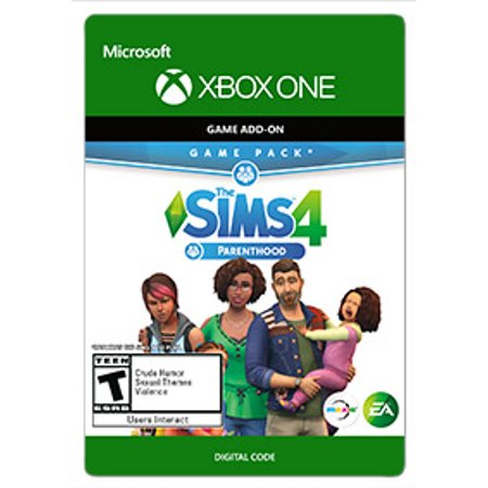 THE SIMS 4 PARENTHOOD, Electronic Arts, Xbox One, [Digital Download]