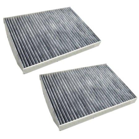 hqrp 2 pack cabin air filter for audi tt tt quattro tt. Black Bedroom Furniture Sets. Home Design Ideas